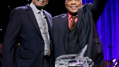 Photo of Thelonious Monk Institute Honors Quincy Jones