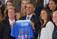 Photo of Obama Says Women's Soccer Team Taught Nation Lesson