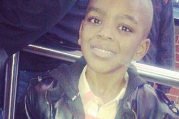 On November 2, nine year-old Tyshawn Lee was lured into an alley near his grandmother's home where he was shot to death. (Facebook)