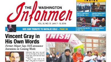 Photo of Informer Issue January 7, 2016