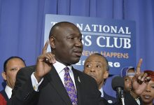 Photo of Ben Crump Heralded as Black America's Attorney General