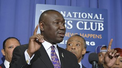 Photo of NNPA to Honor Attorney Benjamin Crump, Family of George Floyd