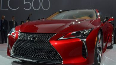 Photo of Lexus Reveals the LC 500 at the North American International Auto Show