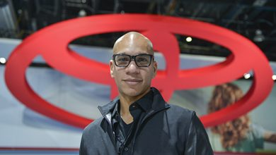 Photo of African American Designer Shines at Toyota