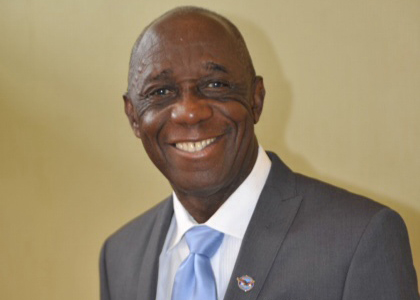 Dr. Mensah currently serves as president of Georgia Aerospace Systems Manufacturing, Incorporated in Atlanta, Ga. (Thomas Mensah)