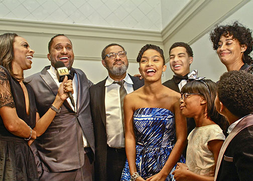Photo of Celebrities Talk Diversity at 47th Annual NAACP Image Awards