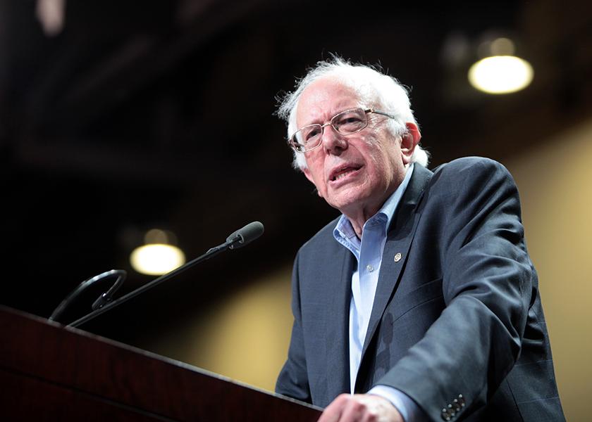 Photo of ALFORD/DeBOW: Bernie Sanders is Mysterious — and Maybe Dangerous
