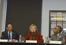 Photo of Hillary Clinton Meets with Civil Rights Groups, Black Millennials