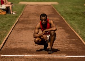 "Stephan James stars in ""Race."" (Focus Features)"