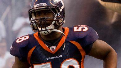 Photo of Broncos LB Von Miller named MVP of Super Bowl 50
