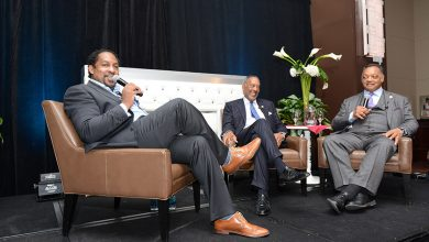 Photo of Rev. Jesse Jackson Pushes for Diversity on Wall Street and in Silicon Valley