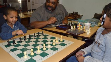 Photo of D.C. Chess Club Changes Lives