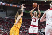 Photo of Cortnee Walton Makes WBCA Good Works Team