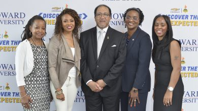 Photo of National Newspaper Publishers Association and Chevrolet Launch Journalism Fellowship at Howard University