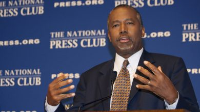 Photo of Rep. Conyers Blasts Ben Carson For Comparing Immigration to Slavery