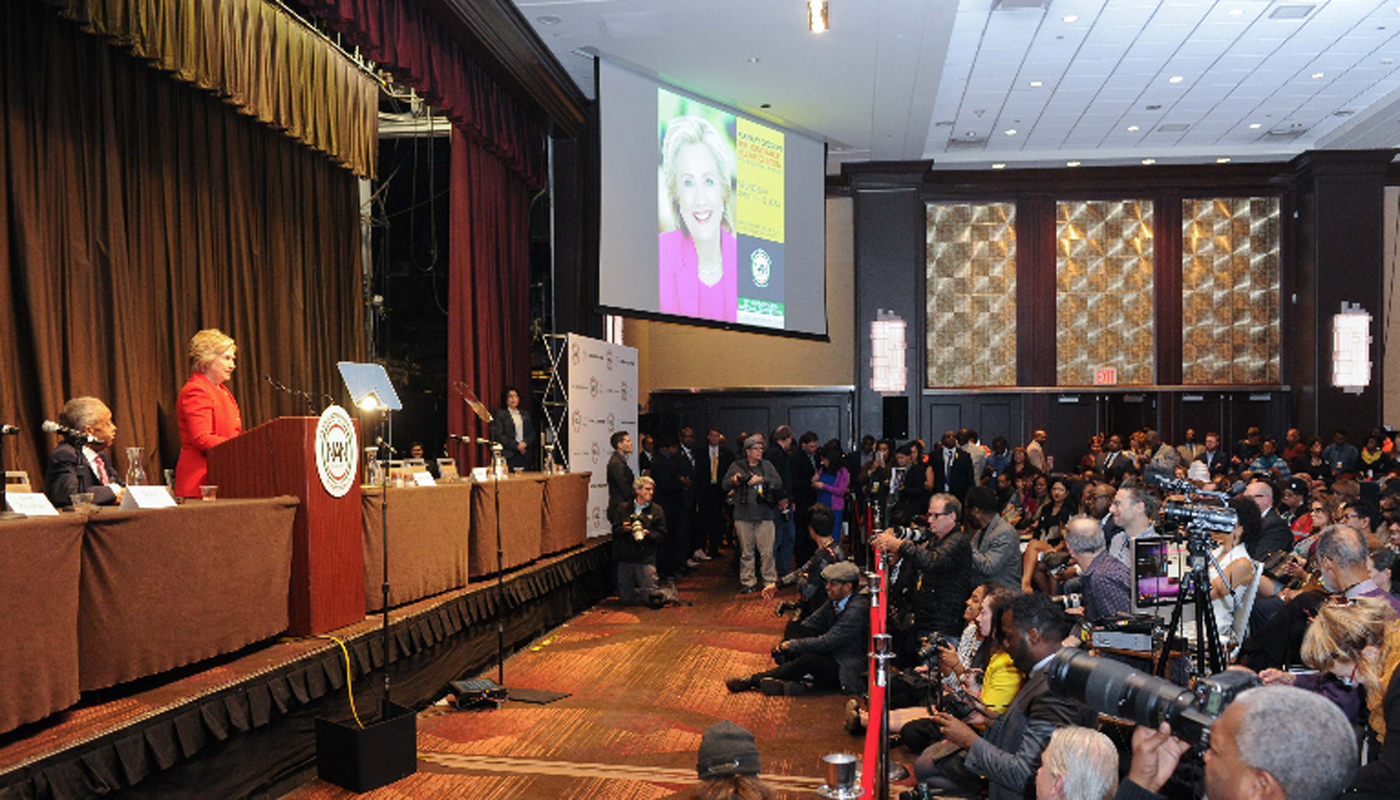 Photo of Race Still Plays a Significant Role in Determining Who Gets Ahead in America, Says Clinton