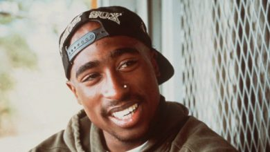 Photo of Tupac Memorabilia Donated to Temple University