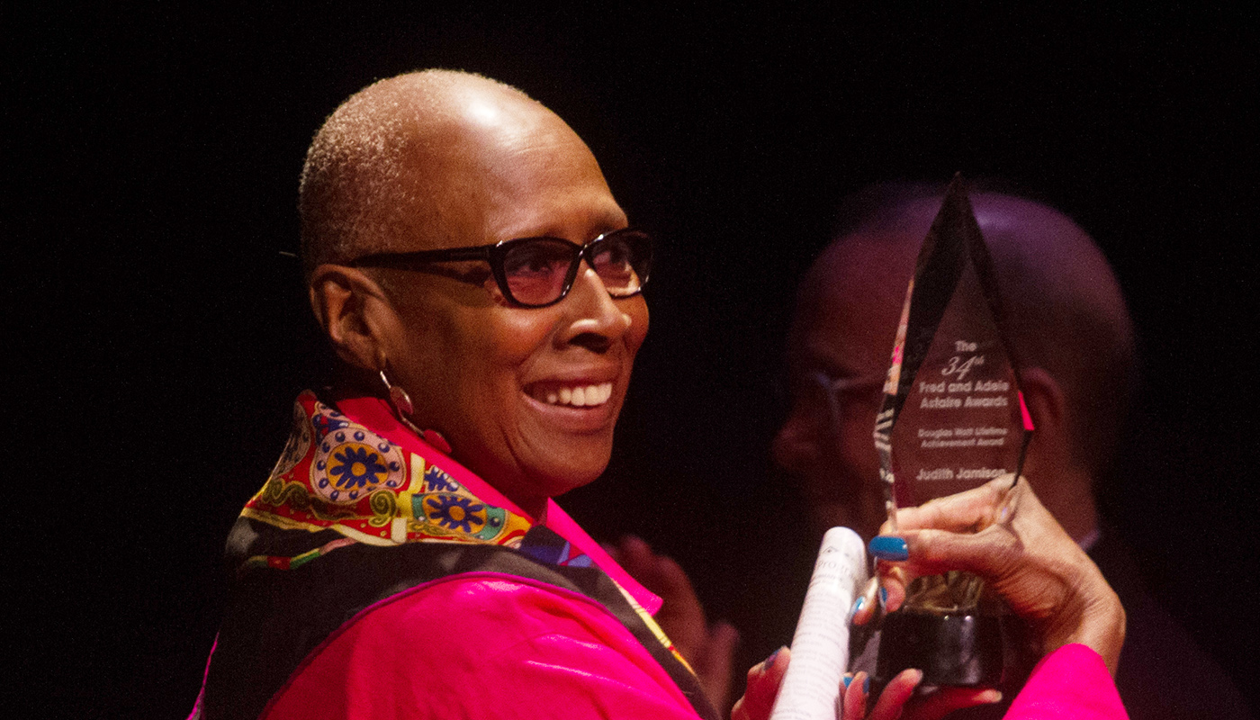 Photo of Judith Jamison, Maurice Hines Honored at 34th annual Fred and Adele Astaire Awards