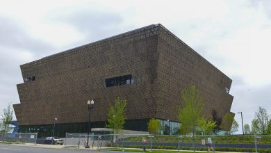 Photo of Donors, Sponsors Generously Support African-American History Museum