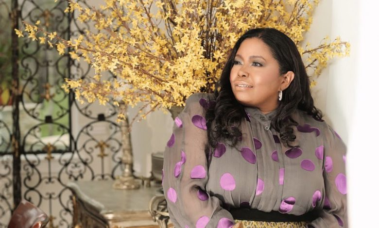 Photo of Gospel Singer Kathy Taylor Ministers to the World through her Music