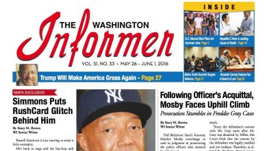 Photo of Informer Issue May 26, 2016