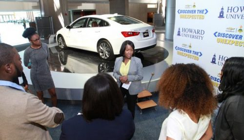 Photo of Chevrolet Partners with America's Black Publishers to Help HBCU Students Discover the Unexpected