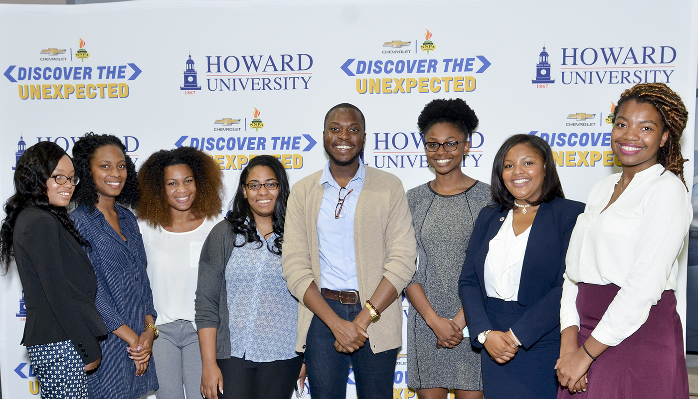 "Photo of Young Black Scholars ""Discover the Unexpected"" on the Journey to Empowerment"