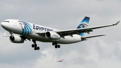 Photo of Investigators Find Second Black Box from EgyptAir Flight 804