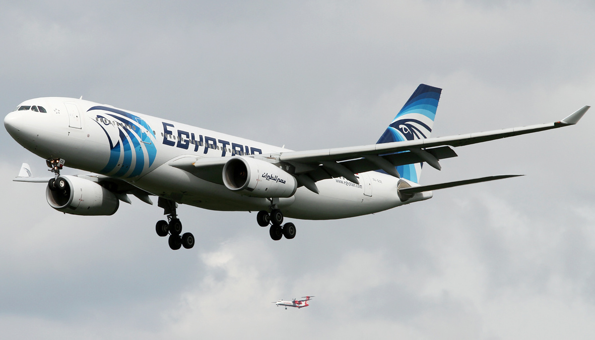 Photo of Investigators Find Second Black Box from EgyptAir Flight 804