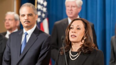 Photo of Howard University Alum Kamala Harris Wins California State Primary