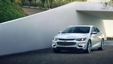 Photo of The 2016 Chevy Malibu Hybrid Designed For A New Generation