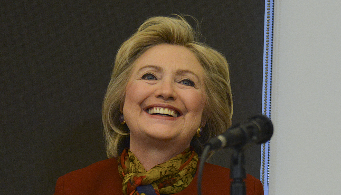 Photo of PRESS ROOM: NCBW National President E. Faye Williams Congratulates Secretary Hillary Clinton