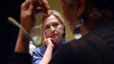 Photo of Hillary Clinton Up Close
