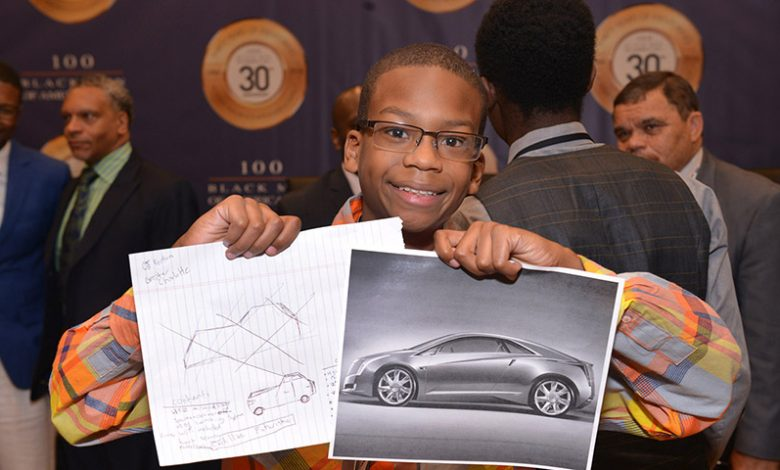 Photo of 100 Black Men, General Motors Encourage Young People to Pursue STEM Careers