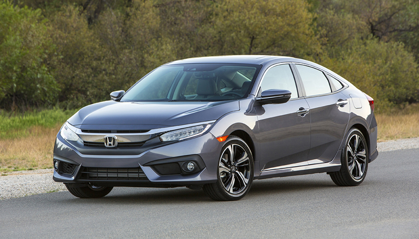 Photo of WATCH: 5 Things You Should Know about the 2016 Honda Civic Sedan