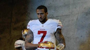 San Francisco 49ers Colin Kaepernick /Courtesy Photo