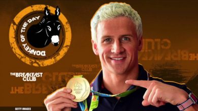 Photo of WATCH: Ryan Lochte Gets Donkey of the Day for Lying about Rio Robbery