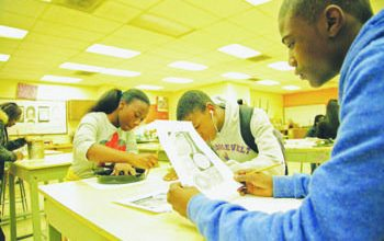 During the 2015-16 school year, each of D.C.'s high schools will offer at least six Advanced Placement courses. (Courtesy of DCPS)