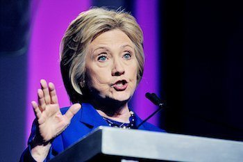 Many would like to see Hillary Clinton follow through on her mental-health plan if elected. PHOTO BY PATRICIA LITTLE