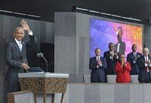 Photo of Obama Dedicates Long-Awaited African-American Museum