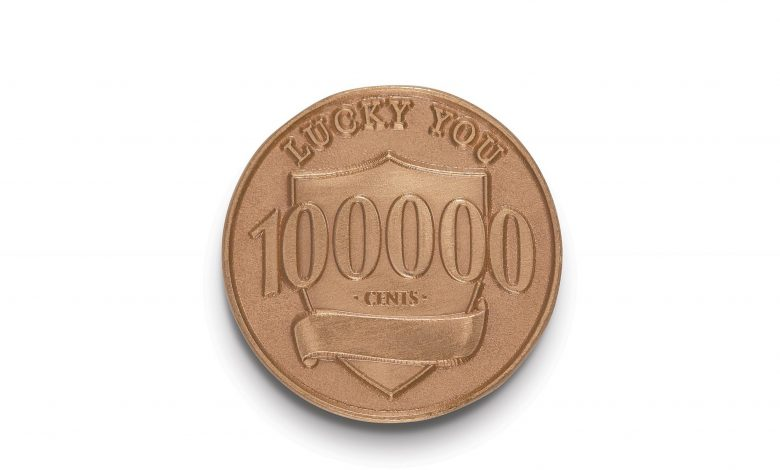 Ally Bank has placed special pennies in 10 cities, including the District, that if found would be worth $1,000 apiece. /Courtesy photo