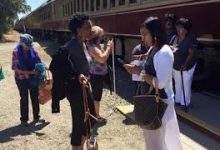Photo of Black Women Booted from Napa Valley Train File $11M Suit