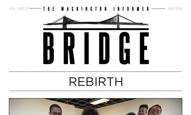 Washington Informer Bridge, January 2016