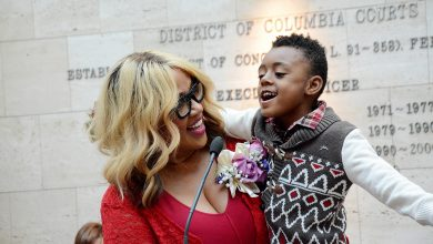 Photo of Annual Adoption Day in D.C. a Success