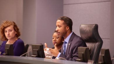 Photo of D.C. Council Hearing on Police Reform Ignites Residents