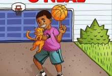 "Photo of ""Little Shaq: Star of the Week"" by Shaquille O'Neal, illustrated by Theodore Taylor III"