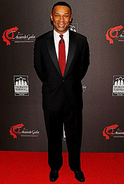 Thurgood Marshall College Fund President and CEO Johnny C. Taylor Jr. attends the organization's 27th annual awards gala at the Washington Hilton in D.C. on Nov. 16, 2015. (Photo by Paul Morigi/Getty Images for Thurgood Marshall College Fund)