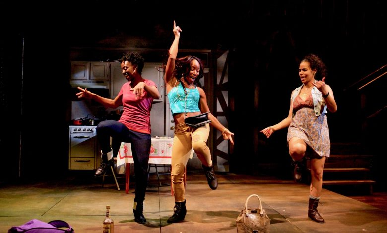 """""""Milk Like Sugar,"""" currently running at the Atlas Performing Arts Center in D.C., proves itself as a contemporary coming-of age story. /Courtesy of Mosaic Theatre"""
