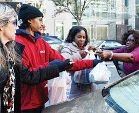 Photo of DMV's Less Fortunate Get Holiday Help