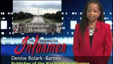 Photo of Washington Informer TV Show promo
